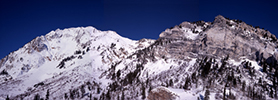 Mount Superior Little Cottonwood Utah
